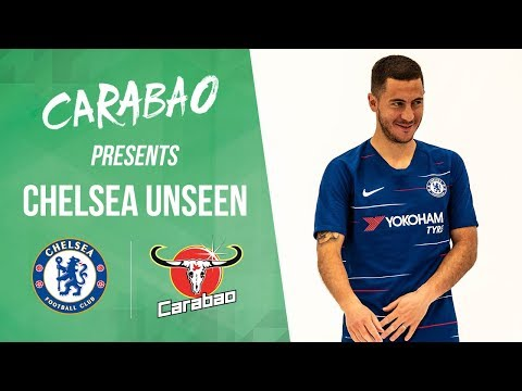 473943e64 Go behind the scenes for the new 2018/19 home kit shoot, inside Wembley as  Chelsea Ladies win the FA Cup, Willian is presented with a special award,  ...