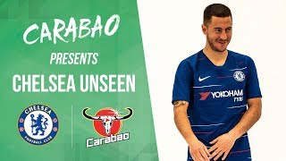 Chelsea Stars Model New 2018/19 Home Nike Kit & More! | Chelsea Unseen