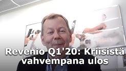 Revenio Q1'20: Kriisistä vahvempana ulos