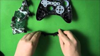 Xbox 360 Controller - Fix Unresponsive Bumpers With Duct Tape!