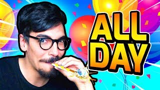 100K SUBSCRIBERS ALL DAY SPECIAL LIVESTREAM