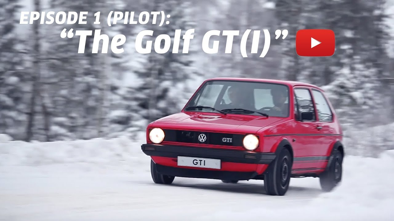 Edd China's Garage Revival Programme Pilot: The Golf GT(I) - In Edd China's Garage Revival, Edd will work with car owners, whose restoration projects have got the better of them, to get their plans back on track.