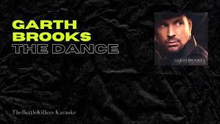 Garth brooks - the dance (country karaoke)