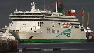 Ulysses Ferry - Biggest Car Ferry in the World