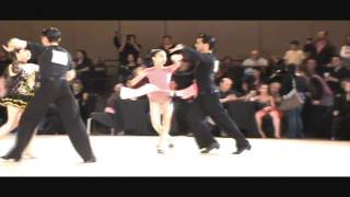 Ballroom Dance Competition