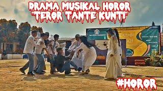 "Download Lagu Seni Teater Horor ""Teror Tante Kunti""  - SMAN 1 PAMARAYAN mp3"