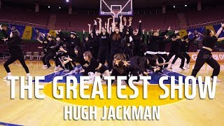 [EP.1] HUGH JACKMAN - THE GREATEST SHOW(The Greatest Showman OST) / ThunderGirls, C.won Choreography