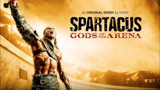 Spartacus Gods Of The Arena Soundtrack: 09/33 Gannicus