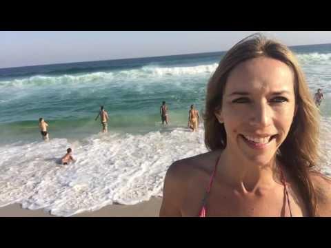 Playa Barra De Tijuca Rio De Janeiro Brasil