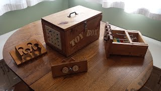 How to Make A Secret Lock Puzzle Box