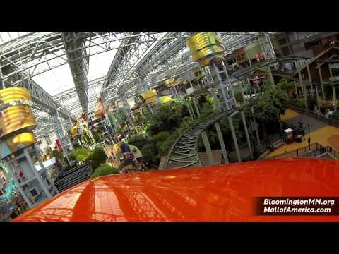 Shopping, Attractions and More at Mall of America, Bloomington MN