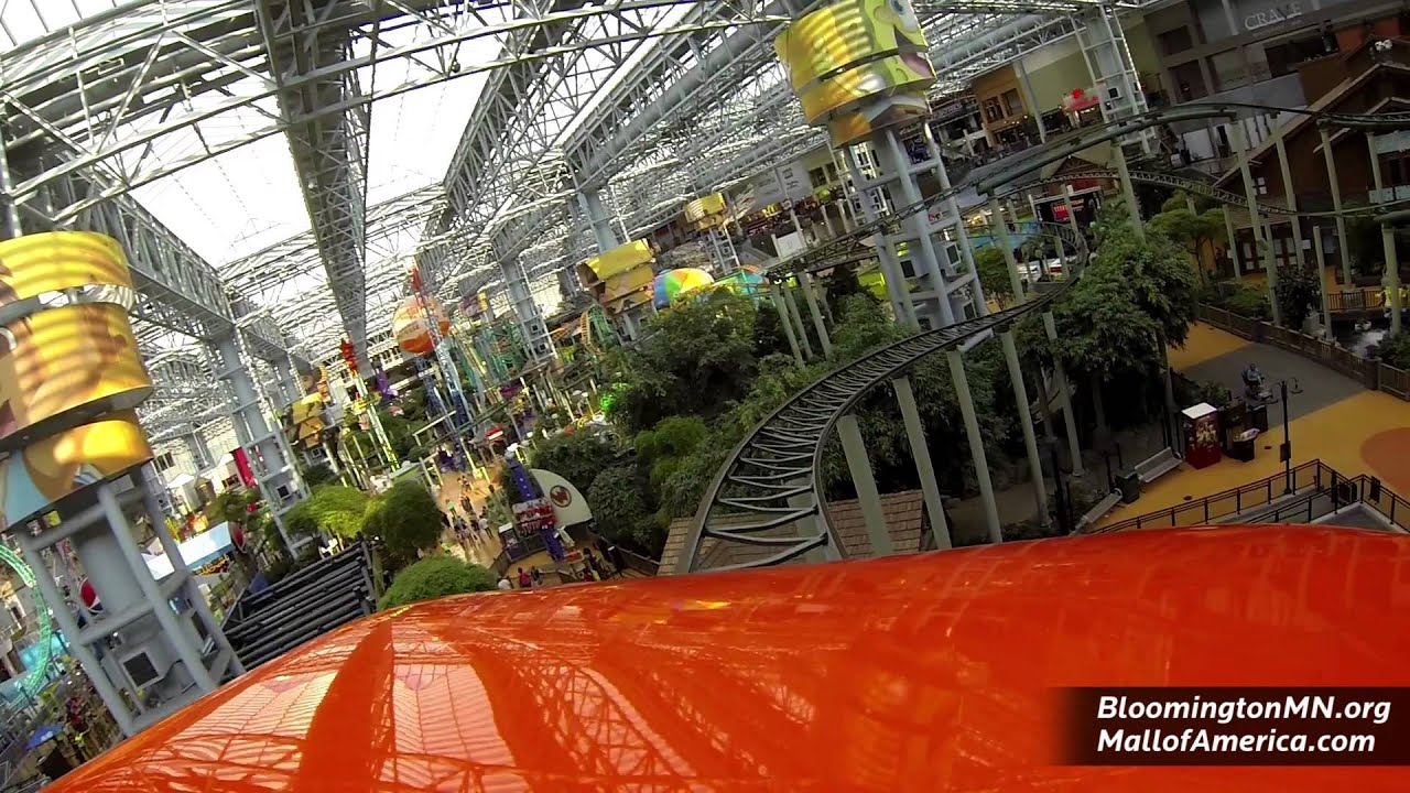 Inside The Mall Of America Ping