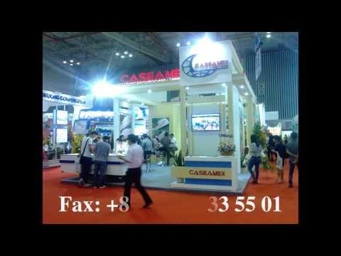 Exhibition stand design in Vietnam