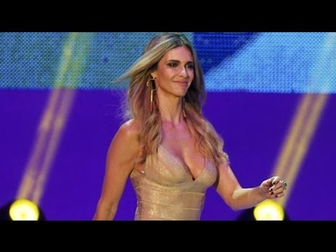 Fernanda Lima and the dress that shocked Iran