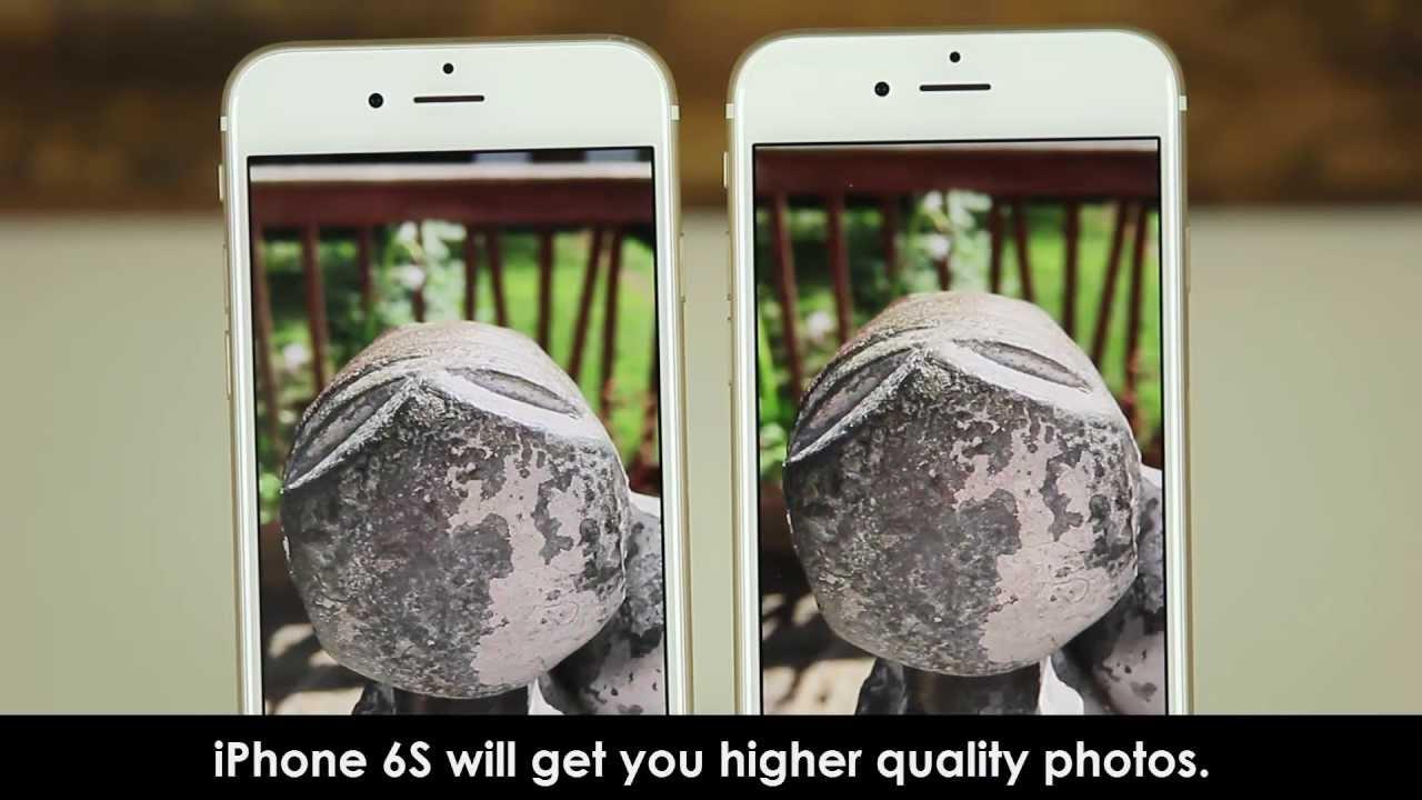 Giveaway iphone 6 vs 6s vs se