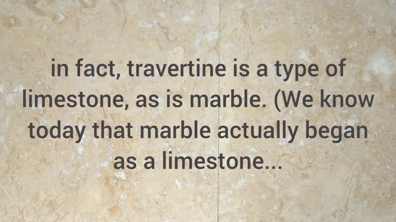 natural stone tile flooring what is travertine
