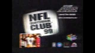 NFL Quarterback Club 99 Brett Favre
