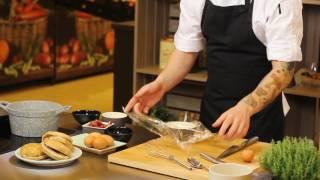 Vyrai virtuvėje : Benedikto kiaušinis