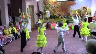 Танец с колосками Воронеж Хореограф Рыкунова Е.А. д/сад № 175