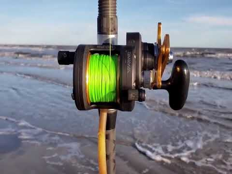 how to surf fishing with lures