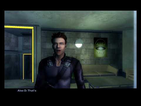 The Human Tangent - Deus Ex: Invisible War part 5 |