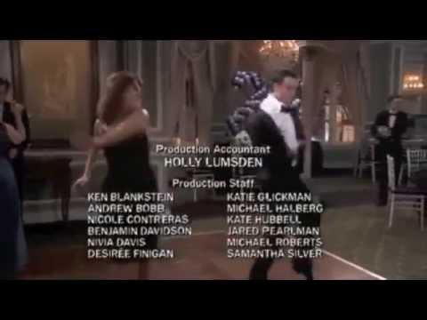 Kat Foster and Eddie kaye Thomas in 'Til Death