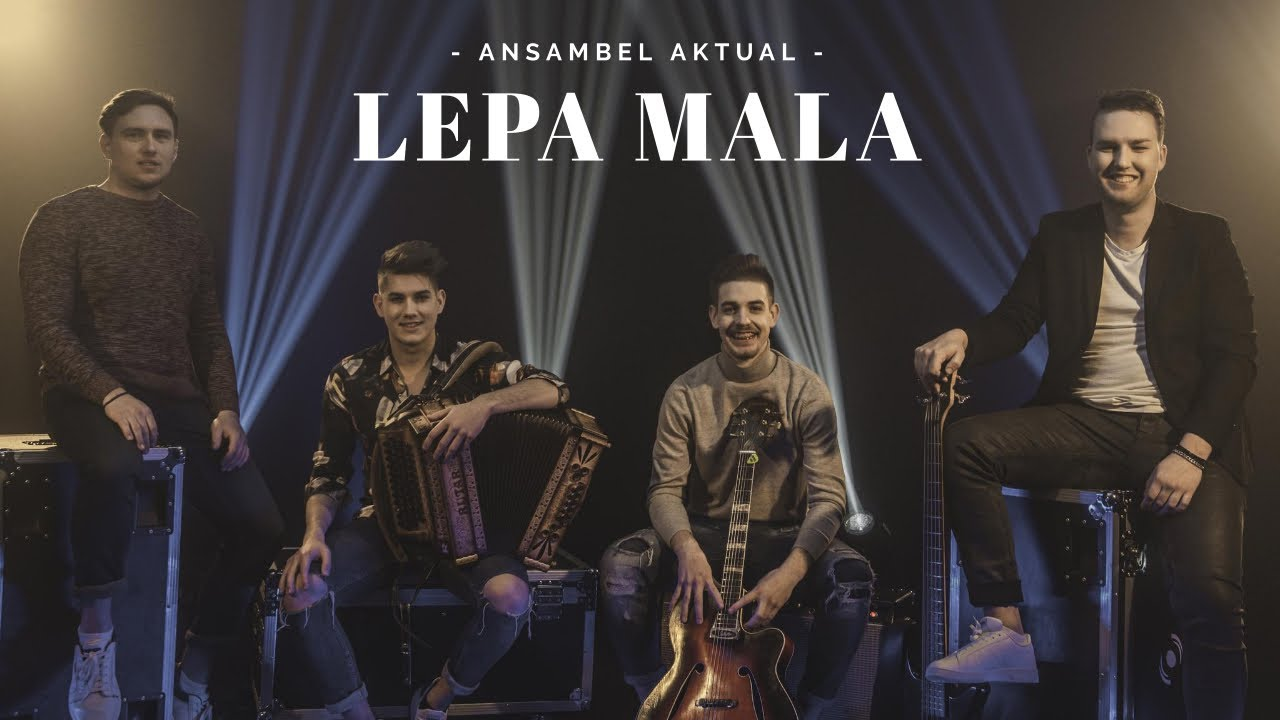 Download ANSAMBEL AKTUAL - LEPA MALA (Official Video)