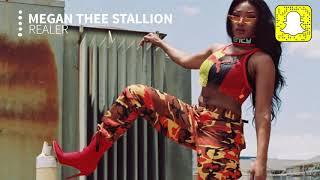 Megan Thee Stallion - Realer (Clean)