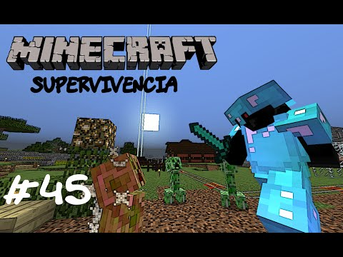 "Minecraft Supervivencia ep:45 ""El nether fort (antes)"""