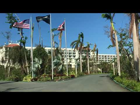 Wyndham Rio Mar Resort status after Hurricane Maria