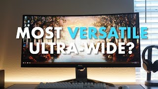 A ULTRAWIDE Monitor With So Many Features