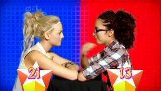 Little Mix Face Off