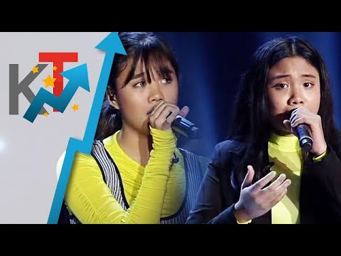 Heart Salvador versus Claire Siggaoat in The Voice Teens The Battles
