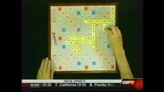2004 National Scrabble Championship pt.1