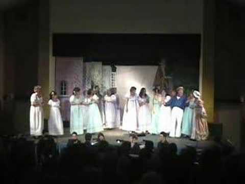 ruddigore ladies Act 1