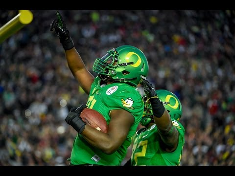 Oregon Ducks ||2015-2016|| Pump-Up ᴴᴰ