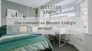 Bicester Living - Q&A with one of our housemates!