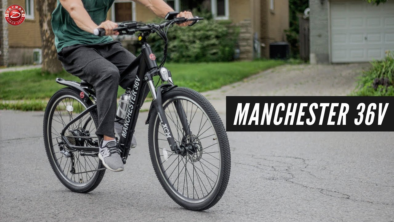 Daymak Manchester | Electric Bike