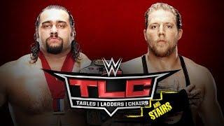 United States Champion Rusev vs. Jack Swagger -  WWE TLC - WWE 2K15 Simulation