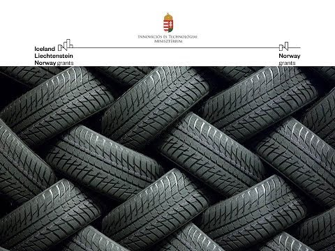 EEA/Norway Grants - Innovative waste rubber technology in Hungary
