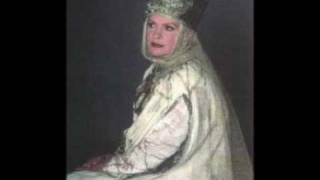 "Marina Shutova - Scene with Bomely, Lubasha's aria (""The Tsar's Bride"")"