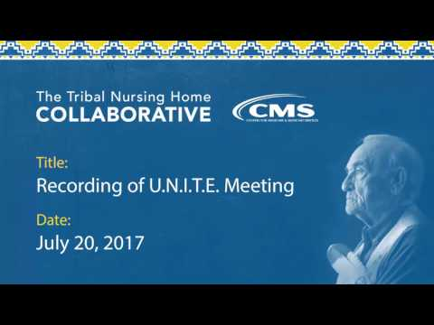 Recording of U.N.I.T.E. meeting held July 20, 2017