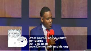Divine Connection - The Supernatural Church Pt 3A 2nd half
