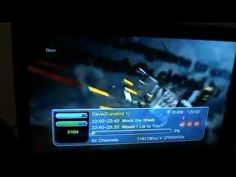 Sky Card is Work on  Ferguson Ariva 120 HD Combo