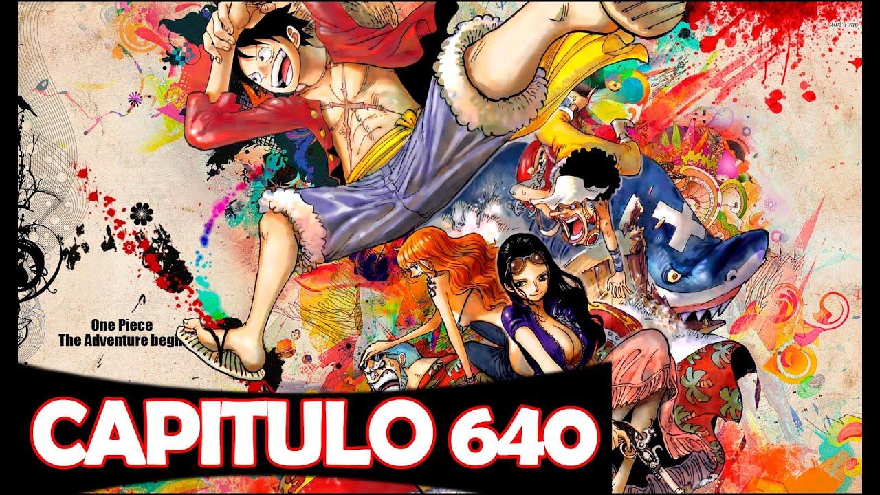 one piece capitulo 640 sub español link en la descripcion - youtube