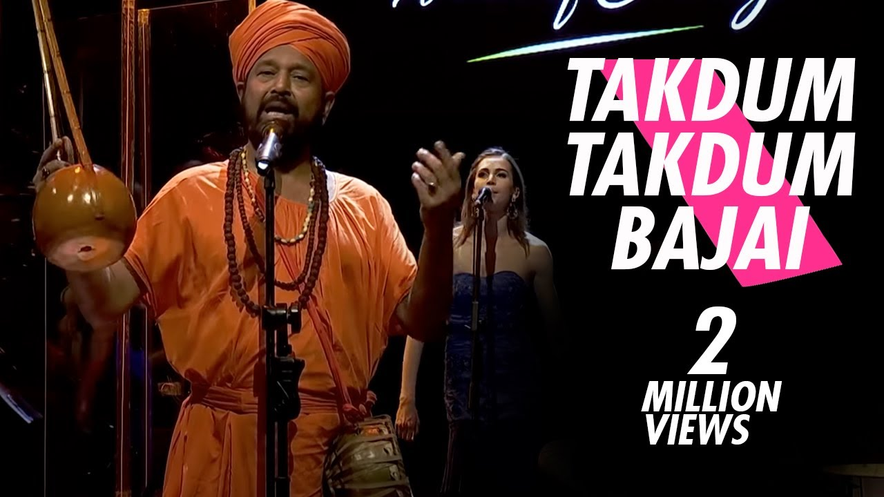 TAKDUM TAKDUM BAJAI - TAPOSH FEAT. KIRAN CHANDRA ROY : OMZ WIND OF CHANGE [ S:03 ]