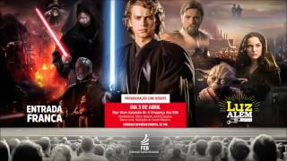 Cine-debate sobre Star Wars na FEB