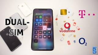 Dual SIM / eSIM im iPhone aktivieren und nutzen! – touchbenny