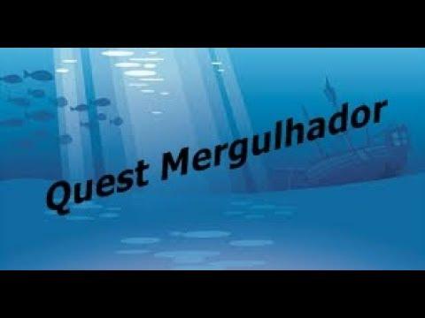 Quest Mergulhador (Pokemiw)