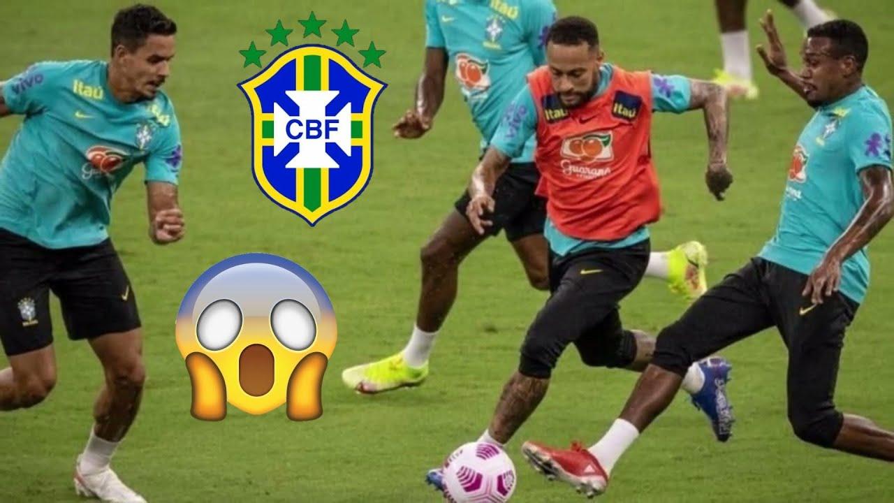 Download OLHA O QUE NEYMAR FEZ NO TREINO DA SELEÇÃO BRASILEIRA 😯